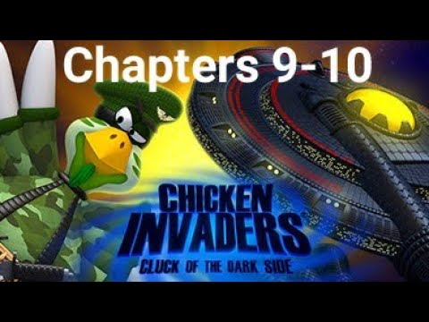 Chicken Invaders 5 gameplay and walkthrough - Chapters 9-10 |