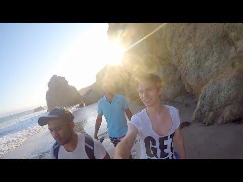 Malibu Beach Baywatch, Los Angeles, California