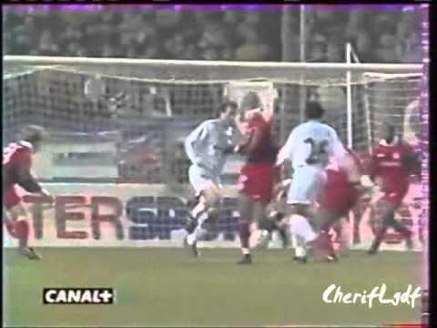 Olympique de Marseille 1-0 AS Monaco (Coupe UEFA 1999)
