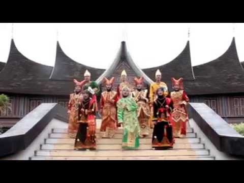 Lagu Minang - Rumah Gadang [Vocal Group ITP]
