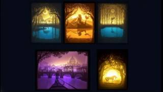How to make Papercut Light Boxes