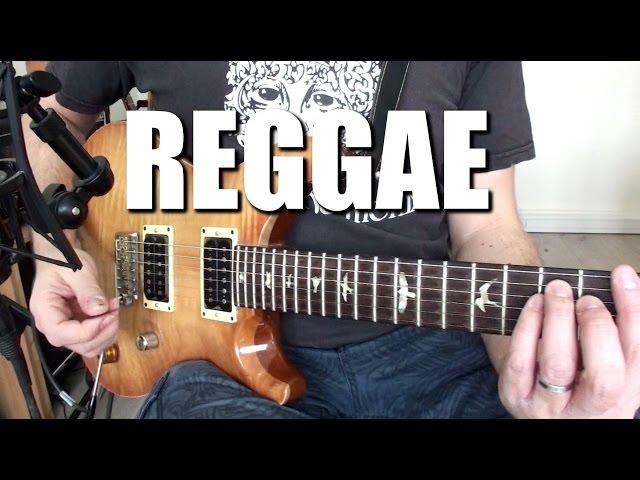 Rythmique Reggae Facile - POWER CORDE