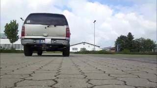 Chevy Tahoe 01 5 3 Liter V8 Flowmaster Super 44 3V8 Sound Chevrolet Tahoe Exhaust