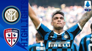 Inter 1-1 Cagliari | Lautaro Scores Big but Nainggolan Equalises the Match! | Serie A TIM