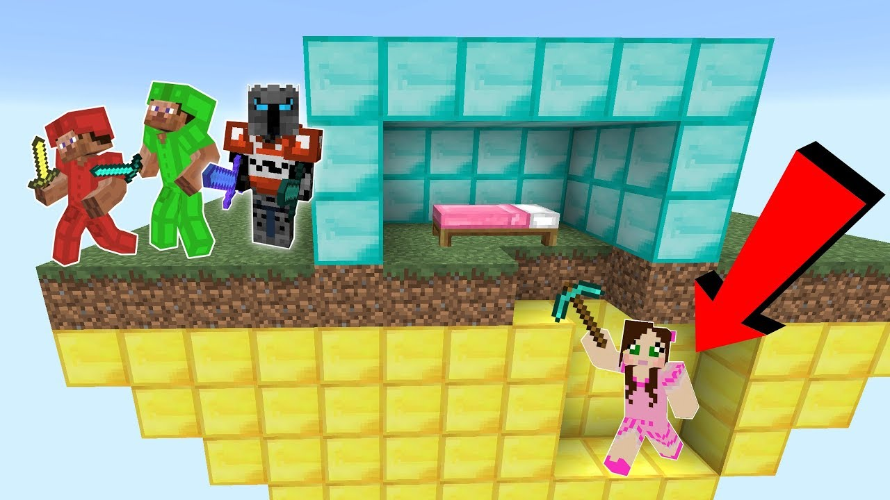 Minecraft Bedwars Like You Have Never Seen Before