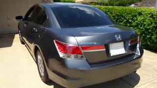 2012 Honda Accord Start up Engine and full tour