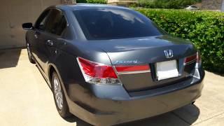 2012 Honda Accord Start up Engine and full tour