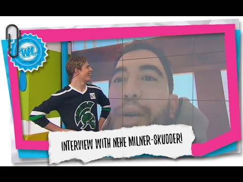 Interview with Nehe Milner Skudder! | What Now