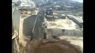 هانى ابوعقيل:من داخل مصنع اسكندرية للاسمنت تيتان بوادى القمر غرب الاسكندرية