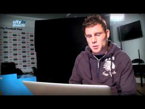 EXCLUSIVE James Milner: #askjames Man City player answers fans' Twitter questions answered
