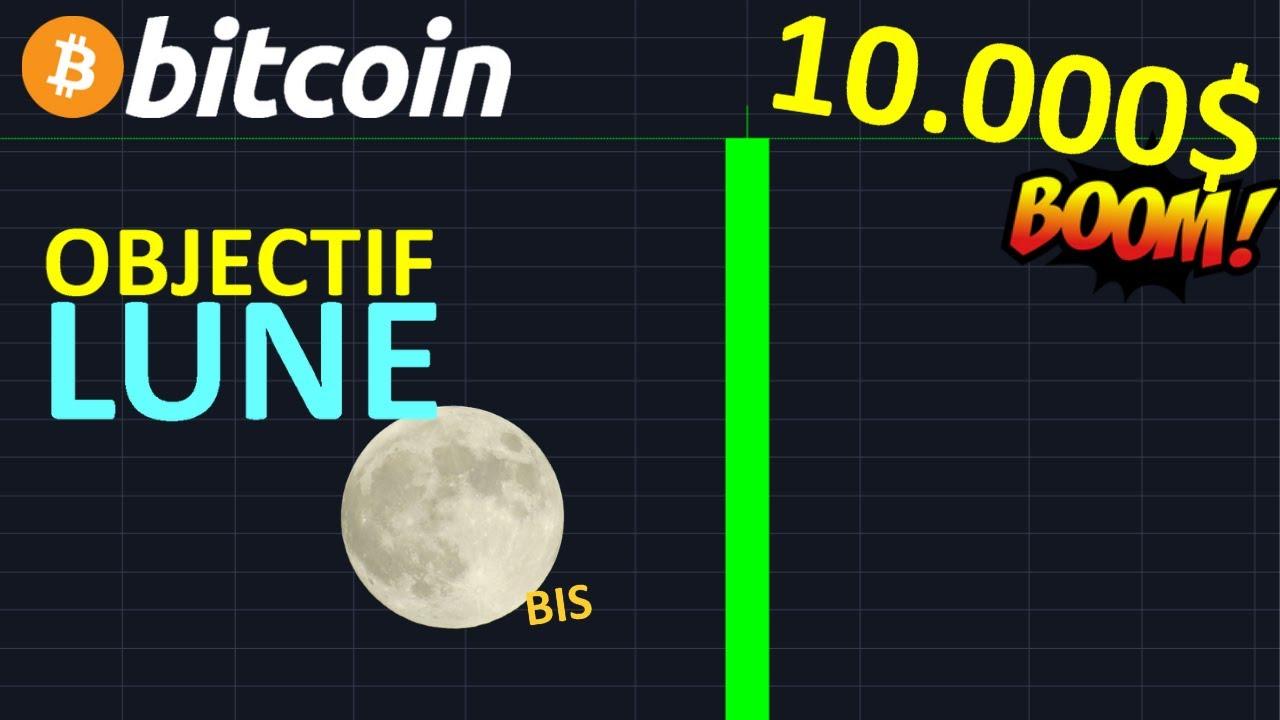 BITCOIN 10.000$ VONT TOUT EXPLOSER !? btc analyse technique crypto monnaie