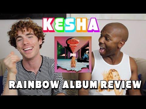 Kesha - Rainbow (Album Review)