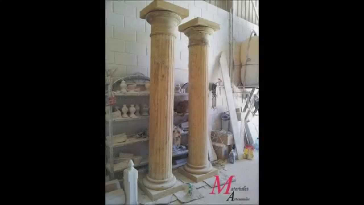 columnas de m rmol y piedra natural youtube