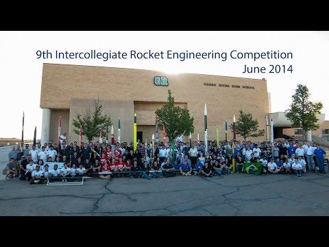 9th Annual Intercollegiate Rocket Engineering Competition (IREC) Promo