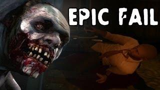 Left 4 Dead 2 - Epic Fail, Very Bad Survivors Xd