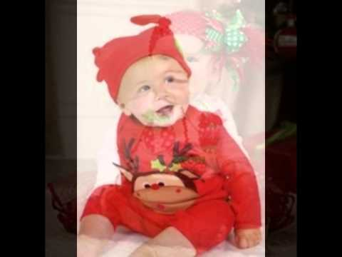 Christmas Clothes For Babies