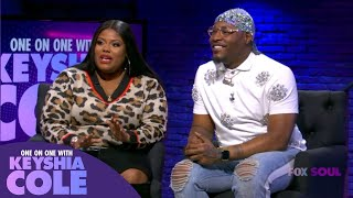 Zell Swag & Paris Phillips Talk #LoveAndHipHop DRAMA, R&B BEEFS & MoreOne On One With Keyshia Cole