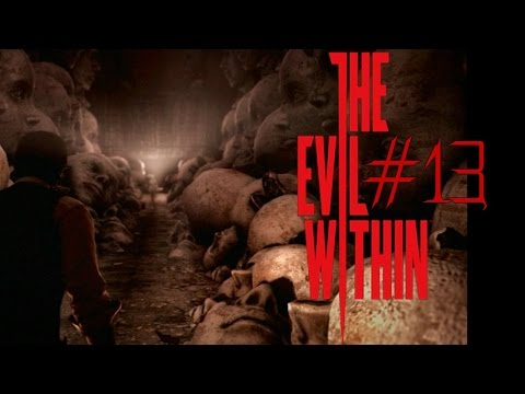 The Evil Within - Stop blaming me!! - Part 13