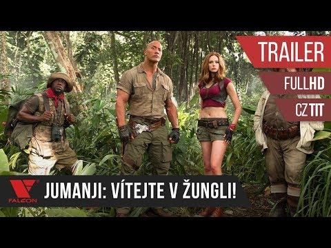 Jumanji: Vítejte v džungli! (2017) - Full HD trailer #1 - české titulky