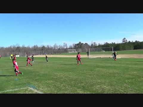 Ultimate Cup 2018 U10 Richmond Kickers Mechanicsville Red vs Calvert United Gold