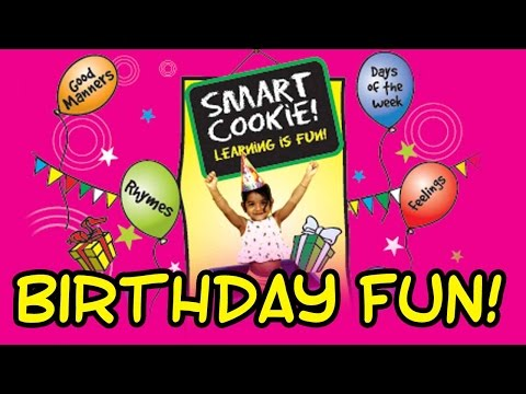 Smart Cookie - Birthday Fun - Kids Having Fun At Party