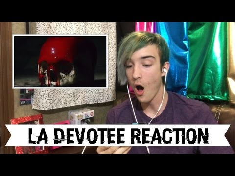 Panic! At The Disco: LA Devotee [OFFICIAL VIDEO] Reaction | Christian's Crazy Life