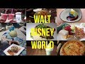 What I Ate in Walt Disney World! | DDP Meals & Snacks