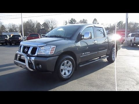 2005 Nissan Titan Le Crew Cab Start Up Exhaust And In Depth Tour