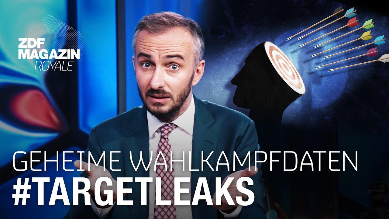 Download Die schmutzigen Facebook-Tricks der Parteien | ZDF Magazin Royale