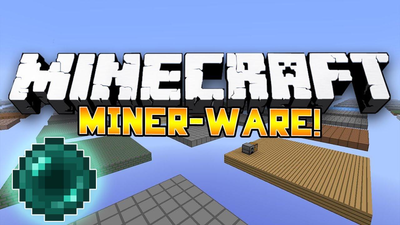 Minecraft Mini Game - King of the Ladder #1 w/ BajanCanadian!