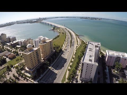 Sarasota Aerial Photography