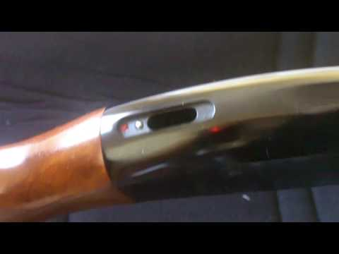 Replacing The Safety In A Mossberg 500