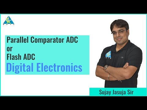 ADC & DAC Part-2 | Digital Electronics