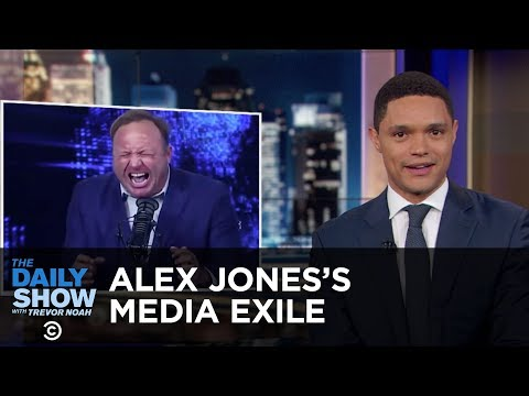Venezuela's Assassination Scare & Alex Jones's Media Exile | The Daily Show