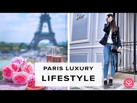 JOIN US! CHIC PARIS LIFESTYLE | VLOG | Dior Avenue Montaigne | Sophie Shohet | Luxe