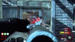 GAM3VIDZ - Black Ops: ZOMBIES - Der Riese Quad Live Commentary (Part 3)