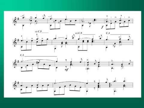 HUYỀN THOẠI MẸ - nhạc Trịnh Công Sơn - Võ Tá Hân chuyển soạn cho Guitar
