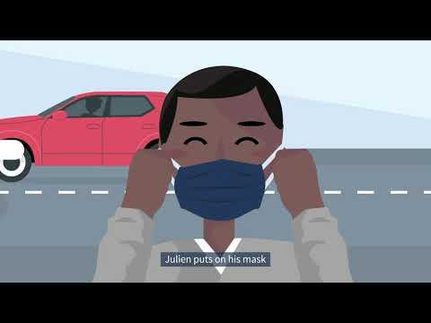 Nouvelles conditions sanitaires - Corsair International