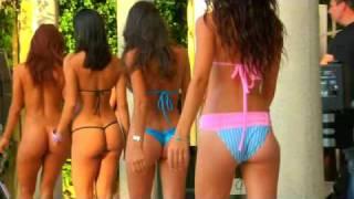 Repeat youtube video BIKINI GIRLS | The Line Up | Miami Beach |