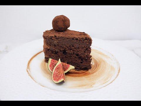 Шоколадный торт Трюфель / Chocolate Truffle Cake