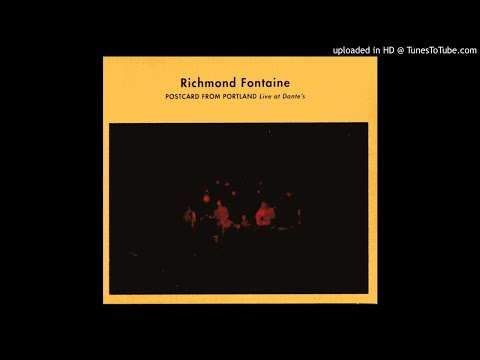 Richmond Fontaine - Two Alone (live)