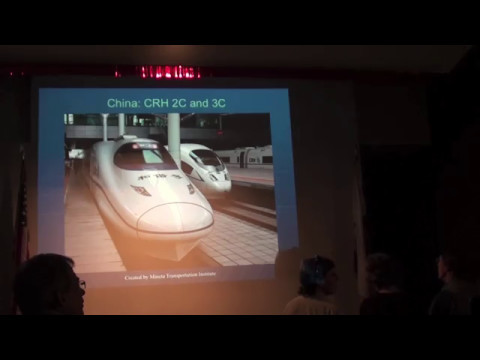 Transportation Electrification by Rod Diridon Part 3