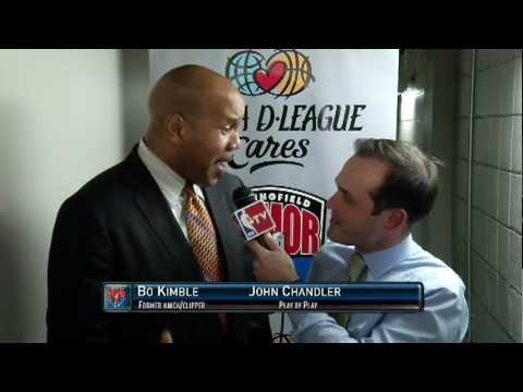 John Chandler Interviews Bo Kimble