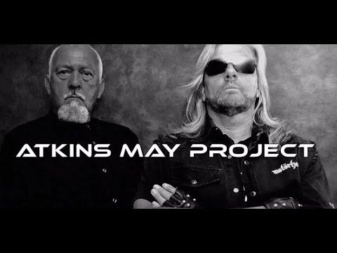 Atkins May Project feat original Judas Priest singer Al Atkins audio teasers off The Final Cut album