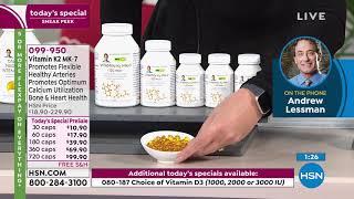 Vitamin K2 MK7 120  30 Capsules
