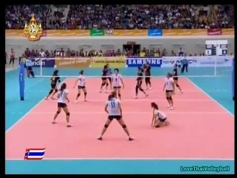 Philippines Vs Indonesia 2014 Fivb Women Wch Qualific