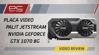 pC Garage  Video Review Placa video Palit GeForce GTX 1060 StormX 6GB