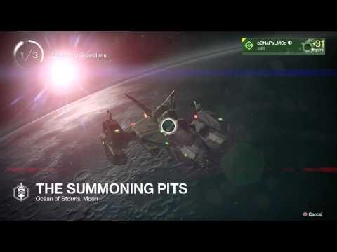 Destiny - Pro Tips #5 - Enter Any strike SOLO!