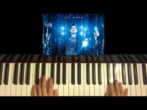 HOW TO PLAY - 周杰倫 Jay Chou - Now You See Me (Piano Tutorial)