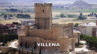 VILLENA cycling tour